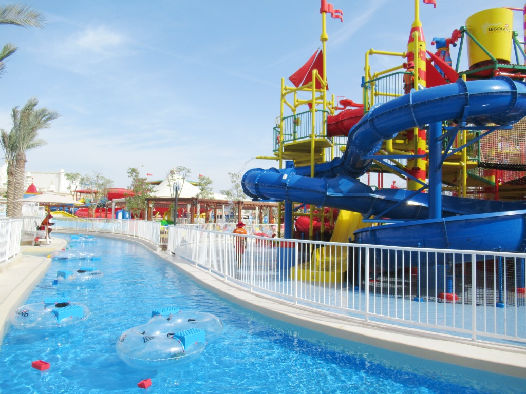 Family Splash at Legoland Water Park Dubai... • Mummy on My Mind