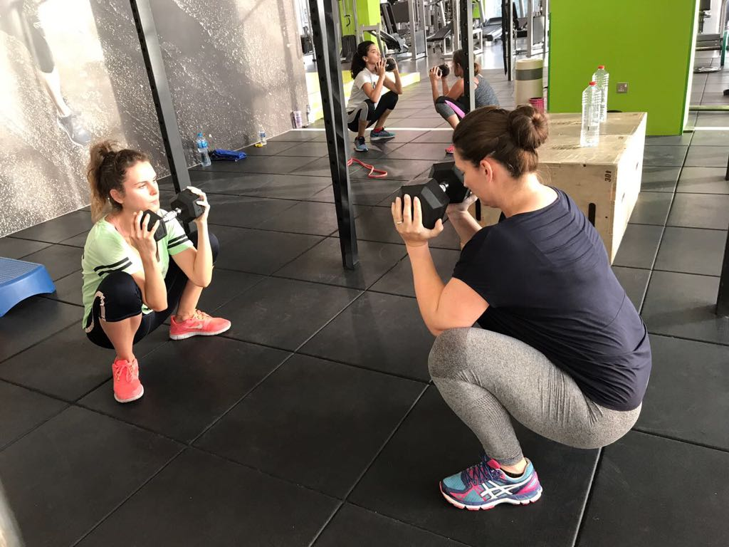 Pre and Postnatal Fitness with  Anna Holmes...