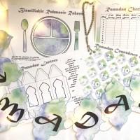Ramadan Printables - Pretty Paper Studio...