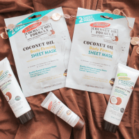 Palmer's Coconut Oil Body Firming Sheet Masks – Review…