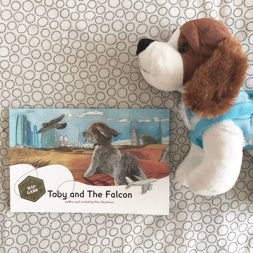 toby and the falcon mummyonmymind book review