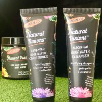 Natural Fusions Hair Care by Palmers - Review...