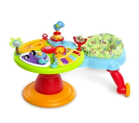 3-in-1 Activity Center