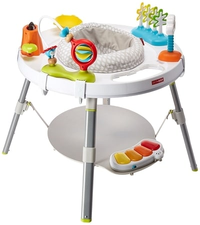Baby's View 3-Stage Activity Center
