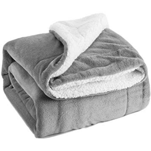Fluffy Blanket Throw