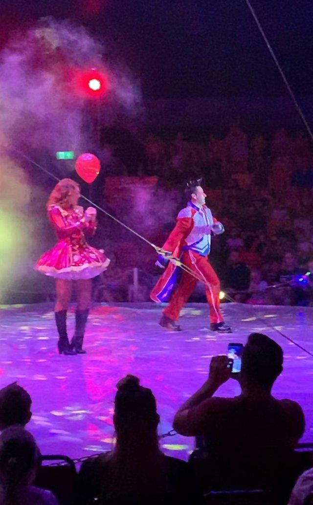 Circus Extreme Clown