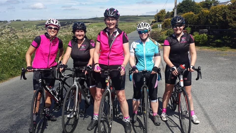 Widger Spoke Easies group ride
