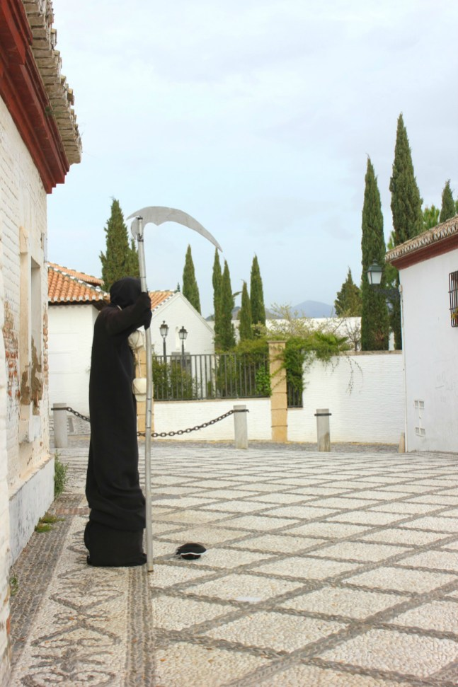 Moorish Granada: The Albaicin, Granada - mummytravels