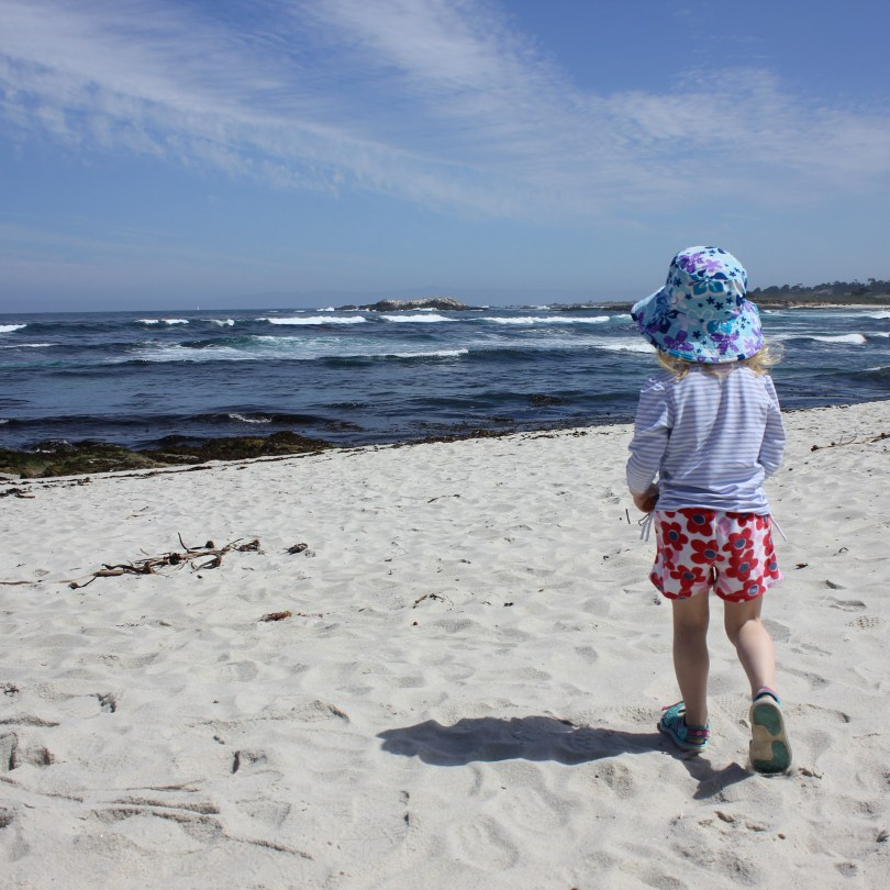 California road trip with kids - a 10-day Pacific Coast