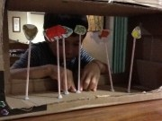 MW Homemade Puppet Theatre6