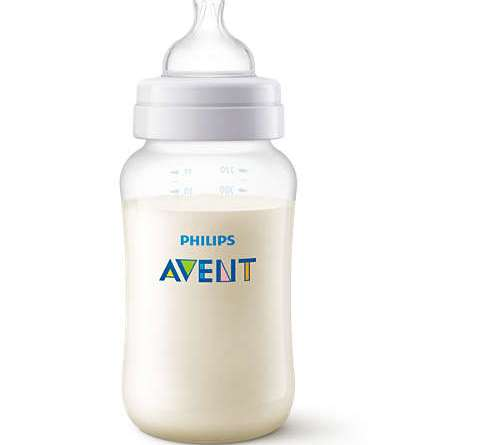 Bottle Fed babies are 100% More Likely To...