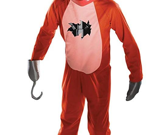 Official Five Nights at Freddy's Foxy, Costume Childs