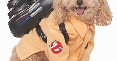 Pet's Ghostbusters Dog Costume, Medium