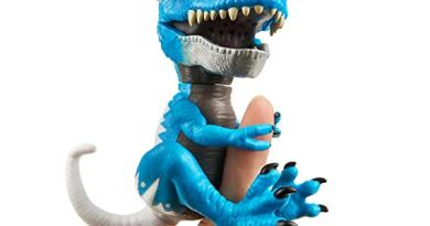 Wow Wee 3785 Trex Iron Jaw Fingerlings Untamed Toy