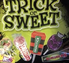 Halloween Sweets, Warning To Parents
