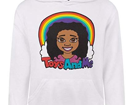 Toys AndMe Tiana Logo Girl's Hoodie