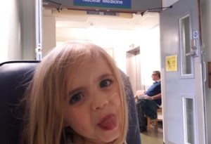 Brave Girl Loses Her Fight To Cancer But Her Name Will Live On
