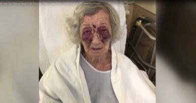 Holocaust Survivor Beaten In A Taxi