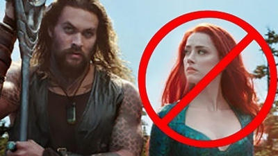 Remove Amber Heard From Aquaman 2