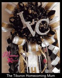Custom Homecoming Mum