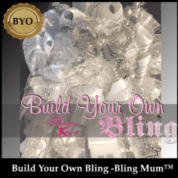 DIY Homecoming Mum by Mums and Kisses