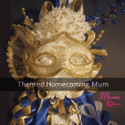 Themed Homecoming Mums