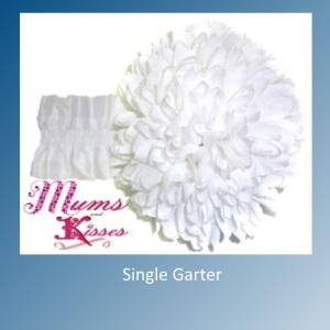 Single Garter Mum No Decor