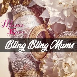 Homecoming Mums With Bling