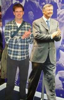 Scottish football museum, Alex Ferguson