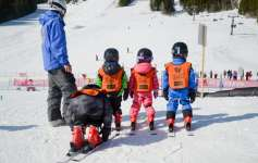Kids ski school Winter Park