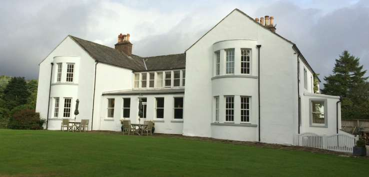 Cavens country house hotel Dumfries and Galloway