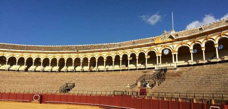 la Maestranza bull ring Seville