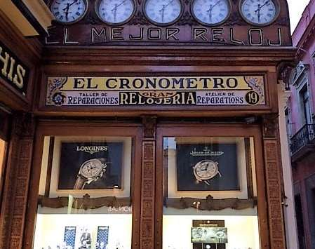 Time in Seville