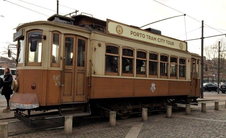 Tram 1 Porto