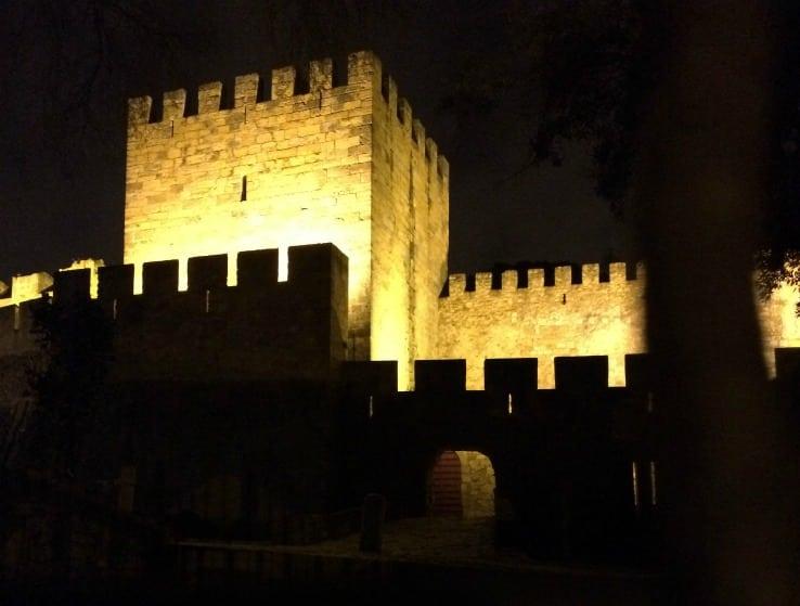 Castelo do Sao Jorge