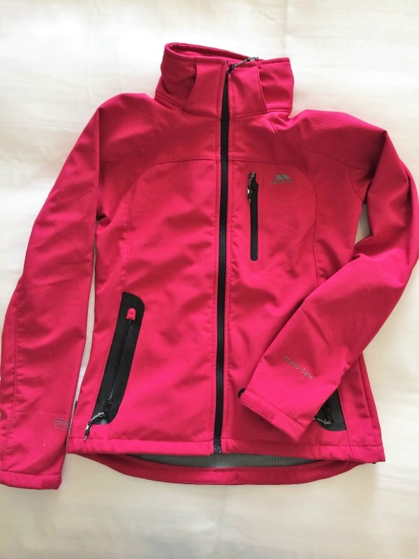 Trespass softshell jacket