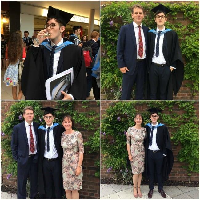 Exeter graduation 2017