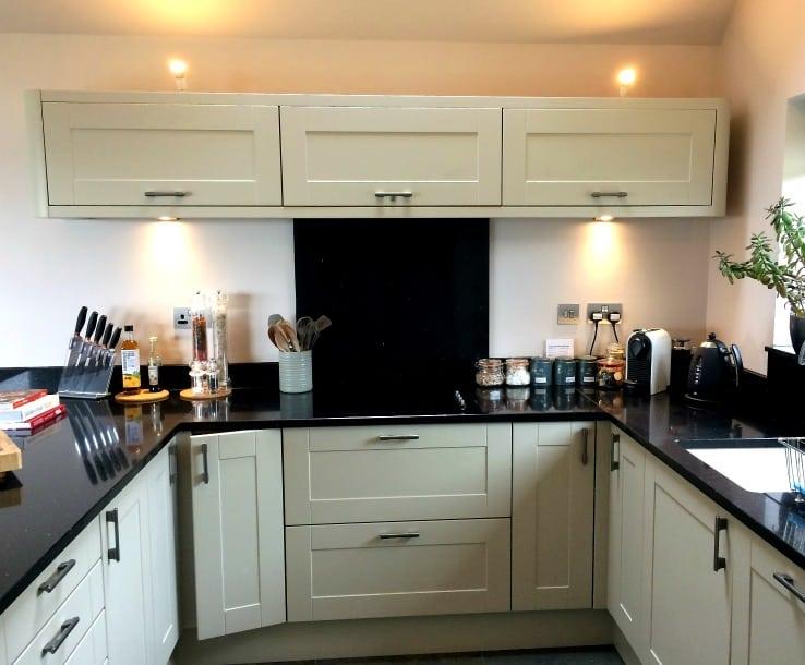 Kitchen, Shingle Lodge, Knockinaam