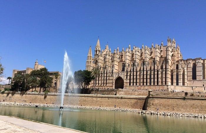 Palma cathedral, La Seu