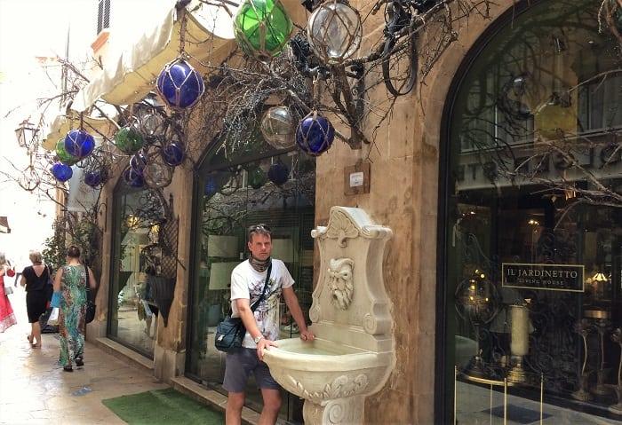 Palma shopping streets