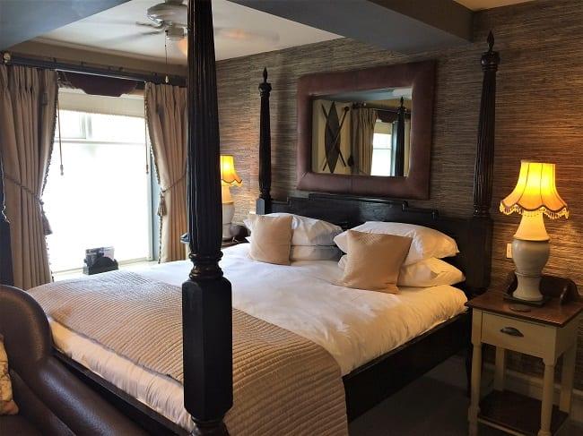 the hoste, junior suite