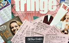 tickets from edinburgh fringe