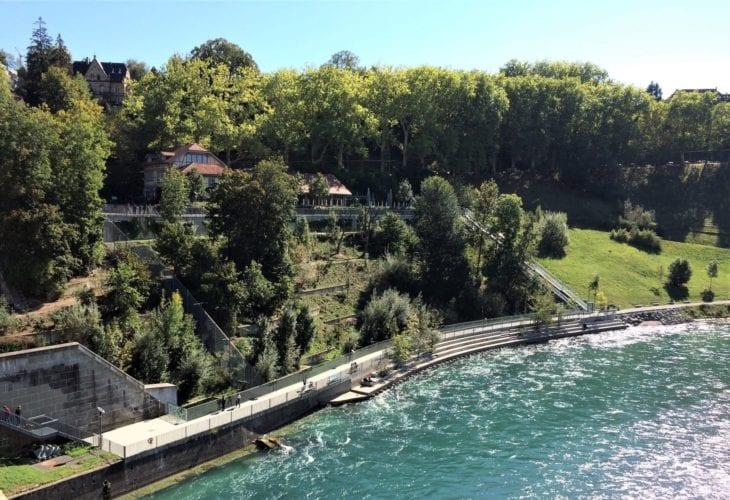 Barenpark in Bern