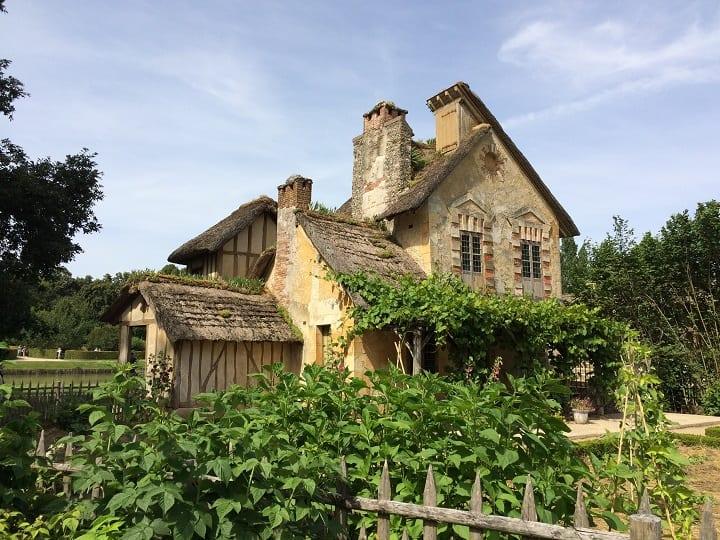 Mill in Queen's hamlet, Versailles