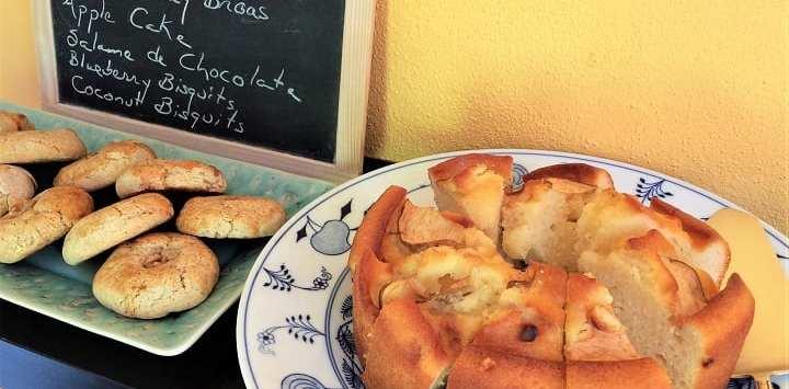 Portugal - Colina Flora breakfast