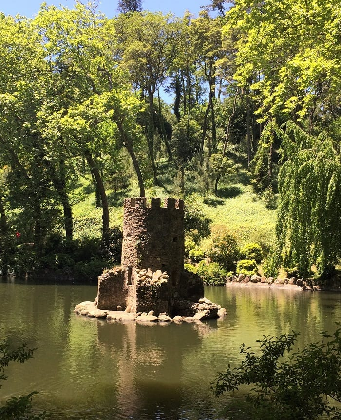 Gardens of Pena Palace