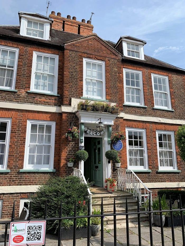 Mansion House, Holbeach