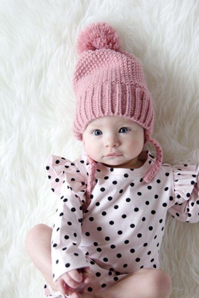 Ruffle Sleeve Onesie, Free baby pattern