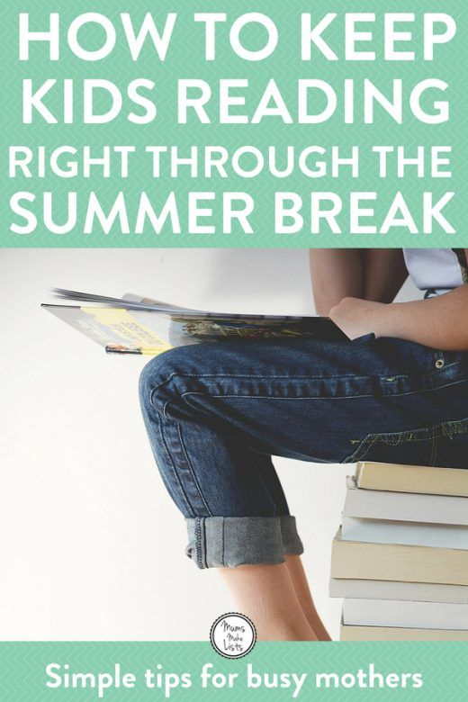 Here are some useful tips on how to keep elementary school kids reading over the long summer break from school. These simple parent hacks for reading activities will help children learning to read and children who are improving their reading to keep reading during the summer holidays, so they don't fall behind and so they develop a love of reading. #reading #learningisfun #learning #education #learnenglish #parenthack #parenting #parenting101 #parentingtips