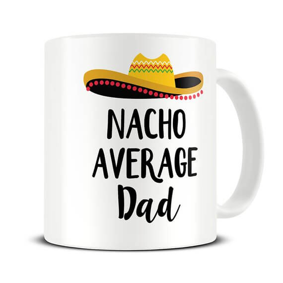 Etsy gifts for him Nachos Any Guy Mug #Etsy #EtsyFinds #Christmas #ChristmasGift #GiftsForHim